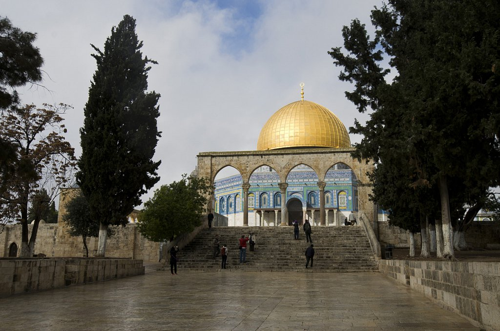 Temple of the Rock, Temple Mount, Jerusalem
