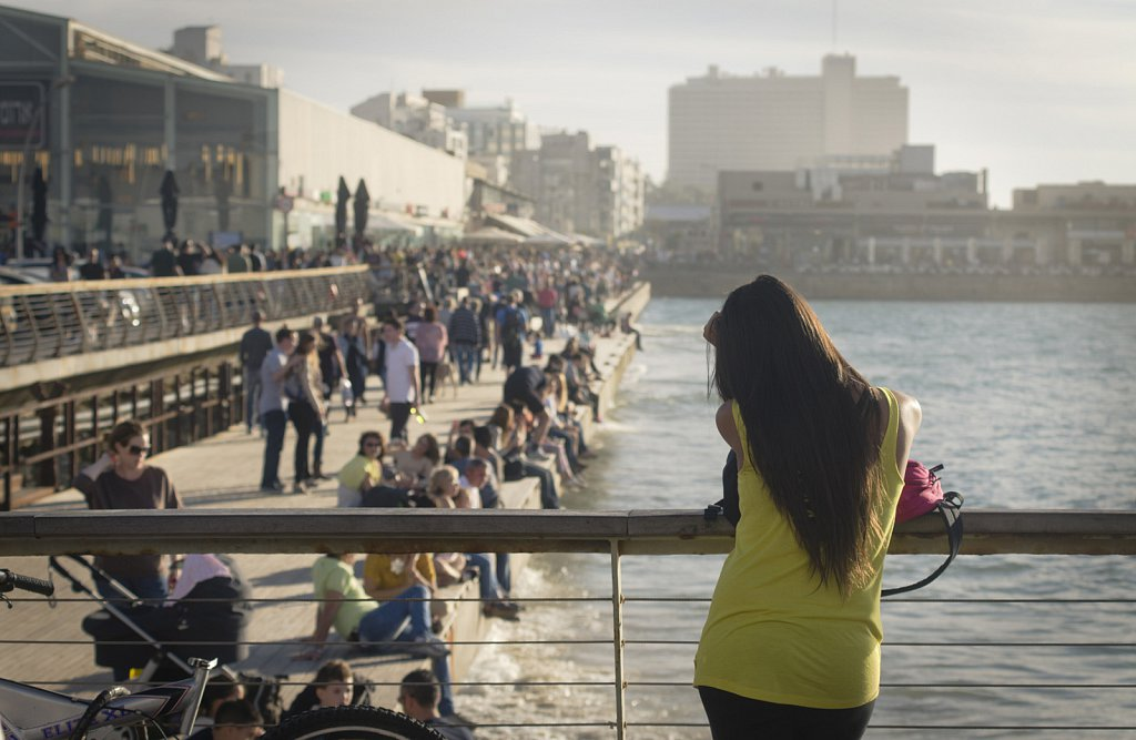 Tel Aviv Old Harbour
