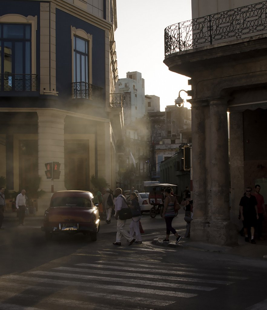Street view, Havanna