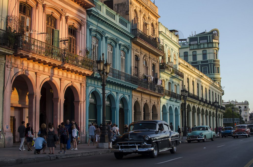 Street in Havanna