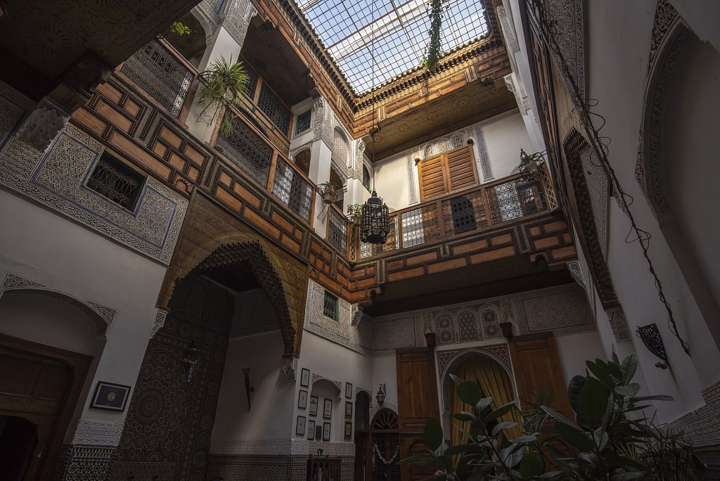Riad (guest house) in Fes