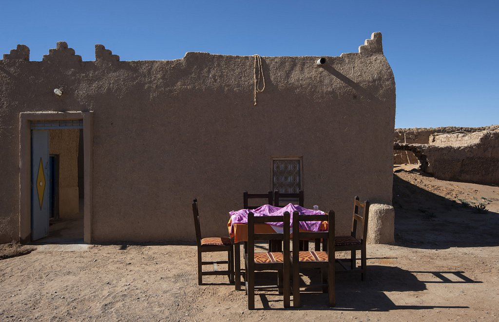 Restaurant in Merzouga